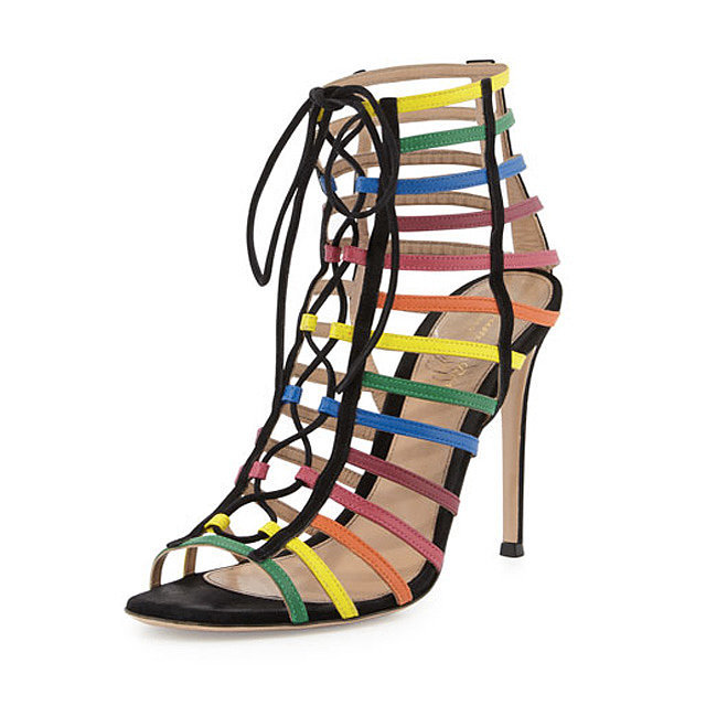 Gianvito-Rossi-x-Mary-Katrantzou-Rainbow-Strappy-Suede-Caged-Sandals